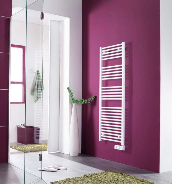 Atlantic electric towel rail RSS 2012